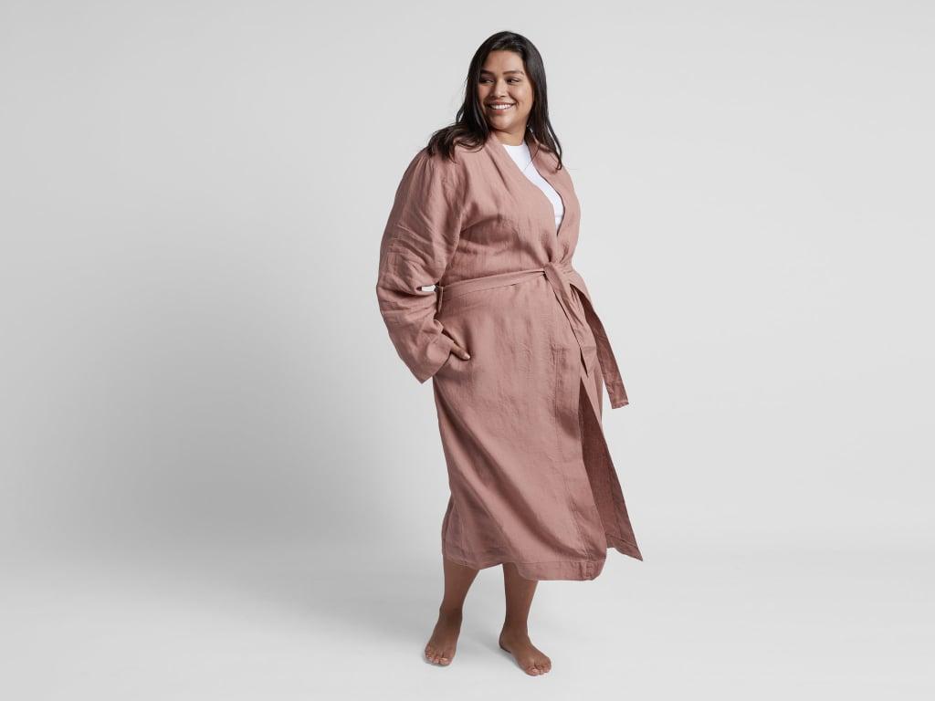 Parachute Linen Robe