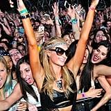 Paris Hilton: Every Year Since 2007