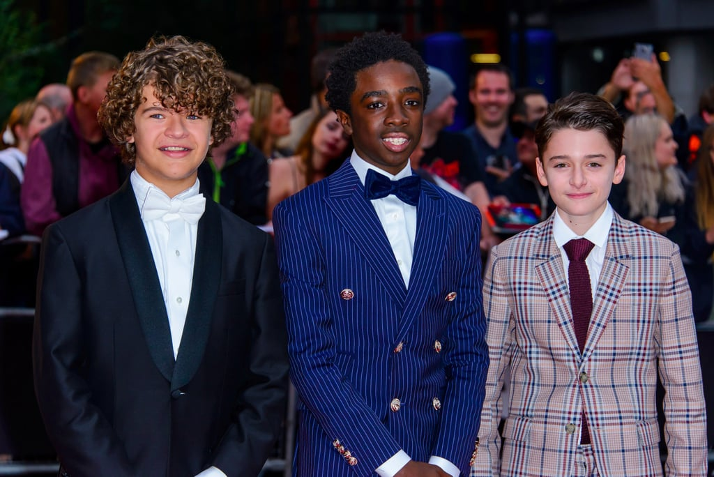 Stranger Things Cast at the GQ Awards