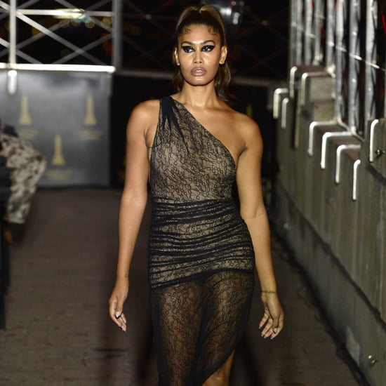 See LaQuan Smith's NYFW Runway at the Empire State Building