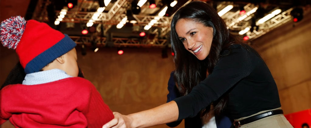 9 Times Meghan Markle Was Royally Adorable With Kids