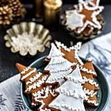 Festive Gingerbread Cookies