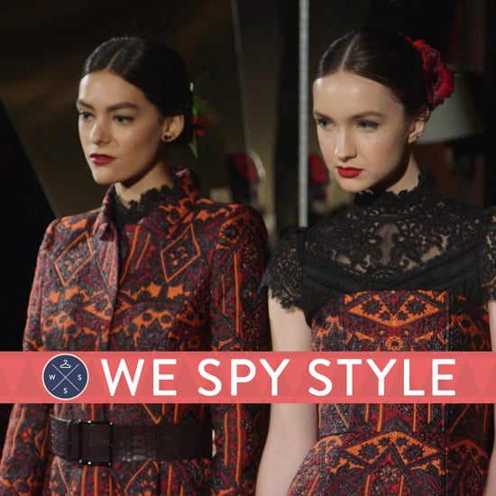 Alice + Olivia NYFW | We Spy Style