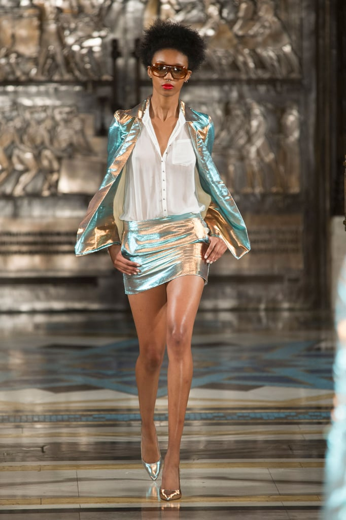 London Fashion Week Spring 2016 Daily Report
