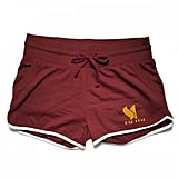 SG Maroon Piped Shorts ($55)