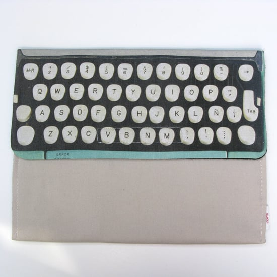 Typewriter Tablet Sleeve