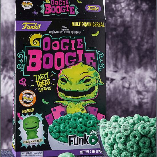 Spirit Halloween Funko Cereal