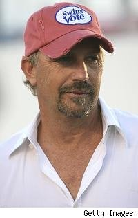 Lil Links: Kevin Costner Feared Fatherhood