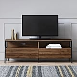 Loring Media Stand With Drawers