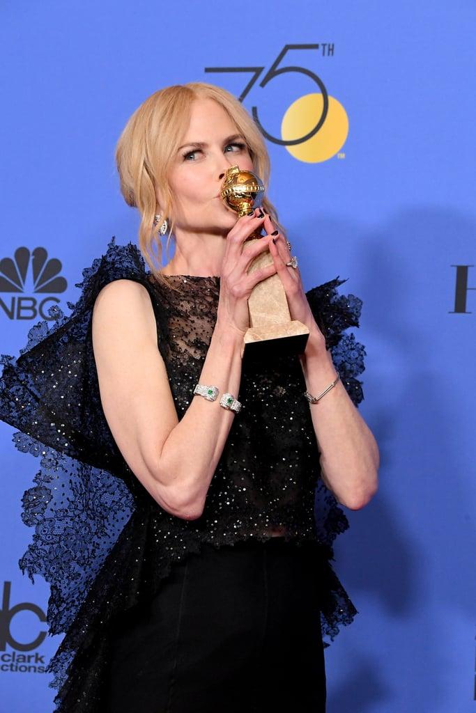 Pictured: Nicole Kidman