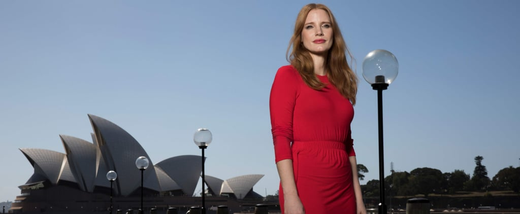 Jessica Chastain Quotes About Pay Gap