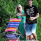 Jim and Jenny Vacationing in Hawaii