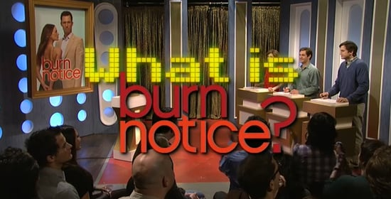 Saturday Night Live Spoofs Burn Notice in Game Show Skit