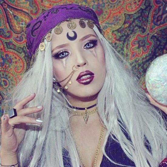 Fortune Teller Halloween Makeup Ideas