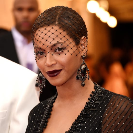 Celebrity Dark Lips Trend Met Gala 2014