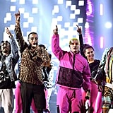 J Balvin, French Montana, Bad Bunny, and Steve Aoki Took the Stage