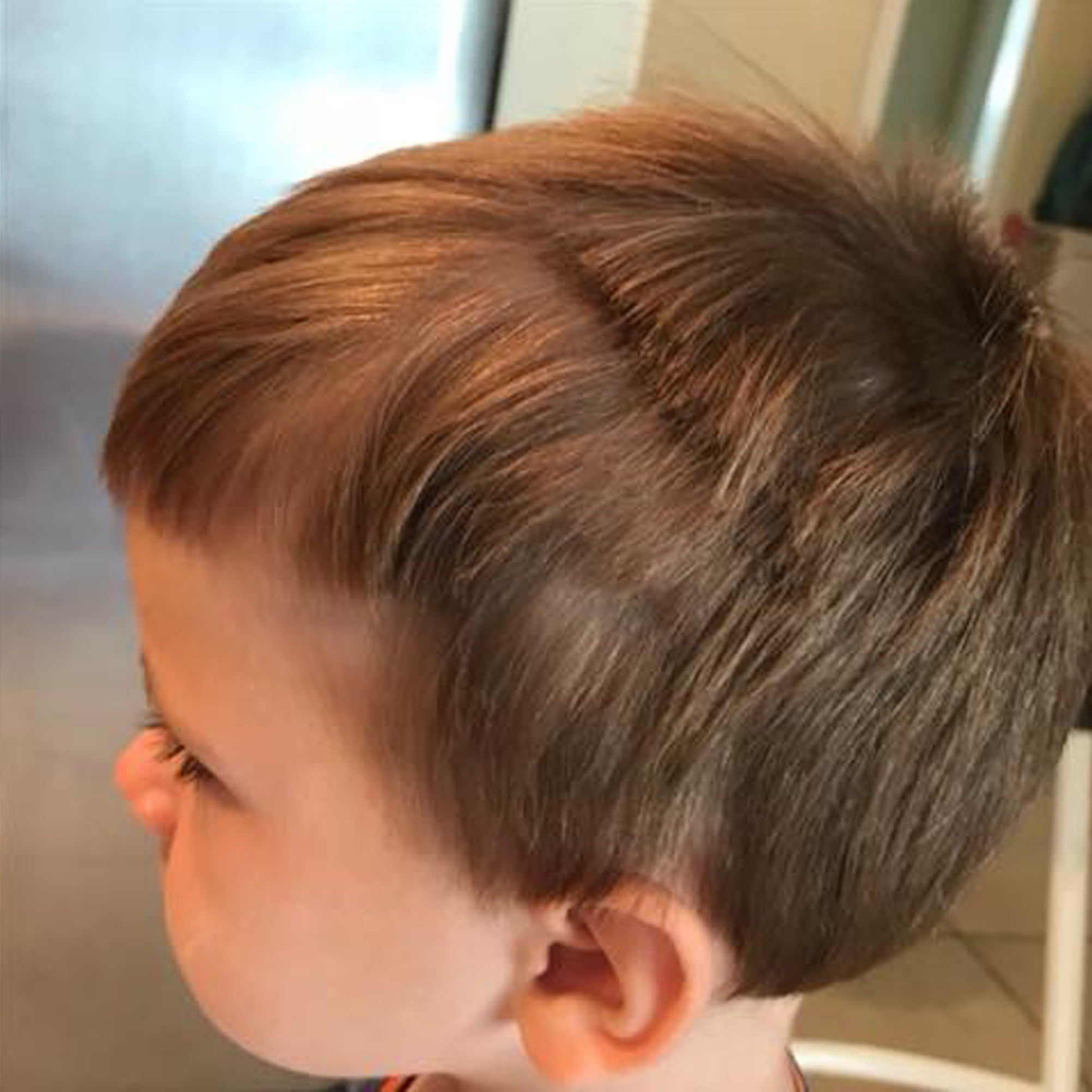 Girl Gives Brothers Back To School Haircuts Popsugar Family