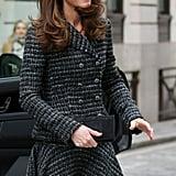 Kate Middleton Skirt Suit February 2019