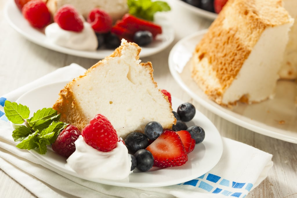 Light and easy angel food cake recipe popsugar food forumfinder Image collections