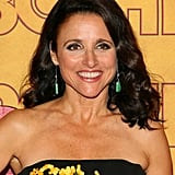 Julia Louis-Dreyfus at the HBO Post Emmy Awards Reception in 2017