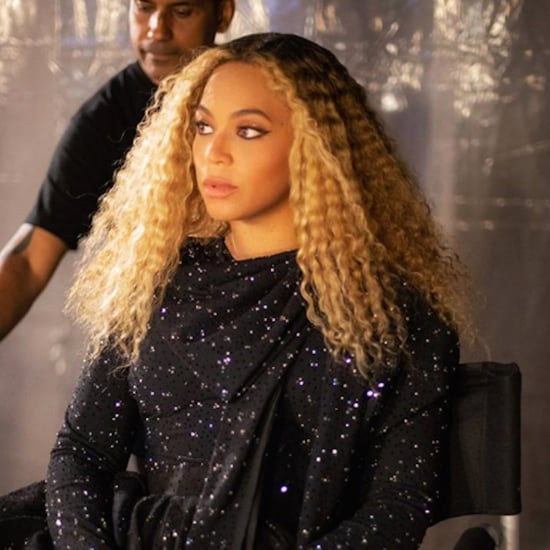 Beyonce's Natural Hair