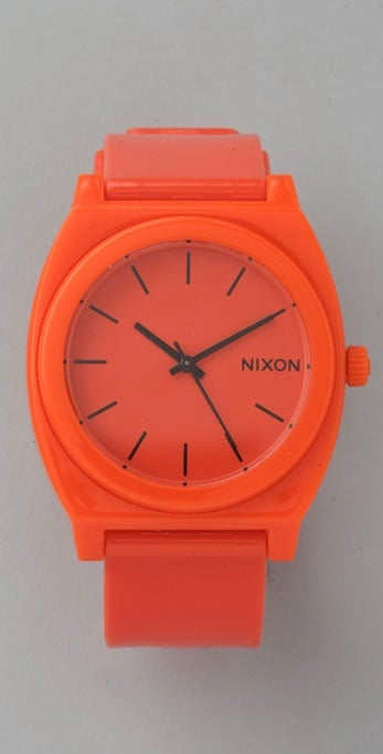 Nixon Time Teller P. Watch ($60)