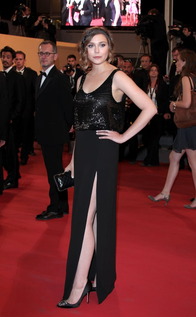 Elizabeth Olsen at Cannes Film Fest