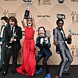 An Appearance From the Stranger Things Cast