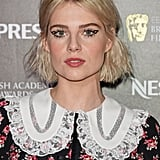 Lucy Boynton at the 2019 BAFTA Nominees Party