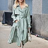 Devon Windsor's Street Style at New York Fashion Week
