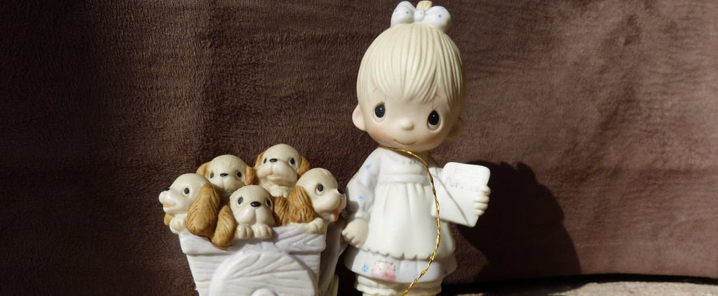 Those Precious Moments Figurines Your Grandmother Collected Are Now Worth Money