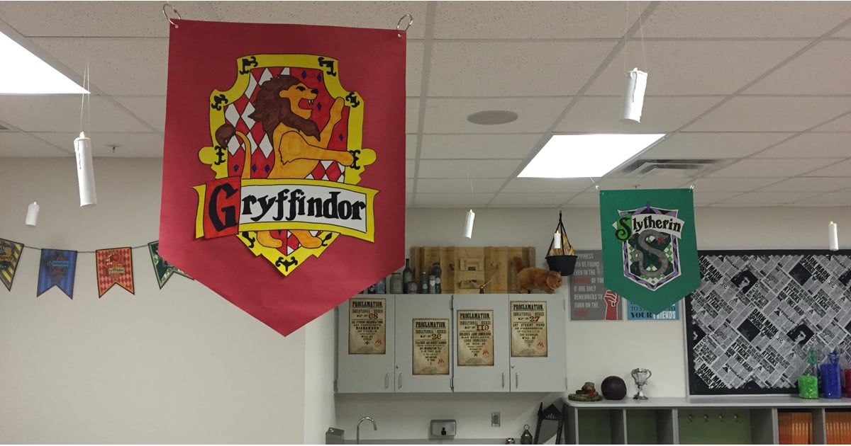 Harry Potter Classroom Ideas Popsugar Australia Tech