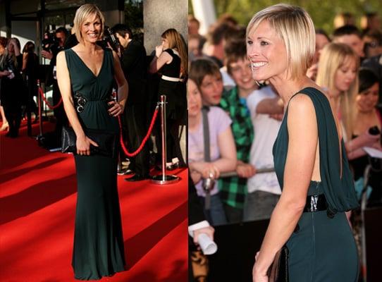 Photos of Jenni Falconer at the 2009 TV BAFTAs
