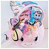 Magical Unicorn-Themed Easter Plush Basket