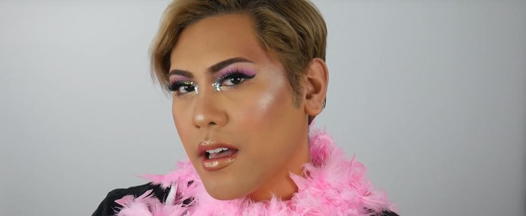 Mr Ken Denis Mardi Gras Beauty Look Tutorial