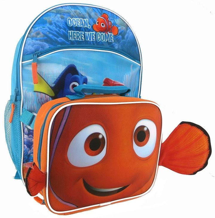 7e8ce68c0d1 Finding Dory Kids Backpack   Lunch Tote Set