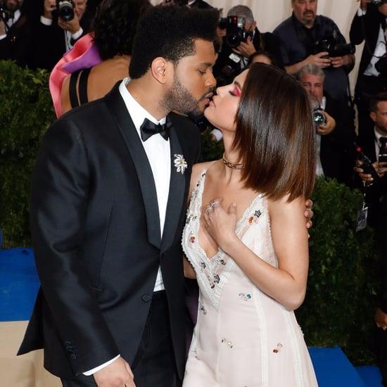 Selena Gomez's Best Moments at Met Gala 2017