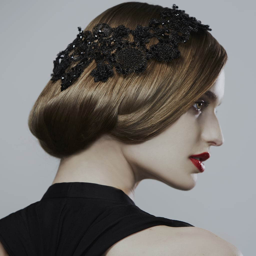 Colette Malouf Hair Accessories Holiday 2013