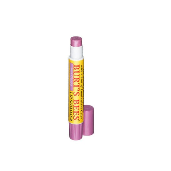 Burt's Bees Lip Shimmer Balm in Guava, $9.99