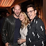 Nadia's ring was front and center when she and Corey hung out with Robert Downey Jr. at the Toronto International Film Festival in September.