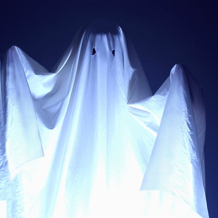 Ghosts Caught Having Sex in Haunted House