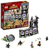 Corvus Glaive Thresher Attack Lego Set