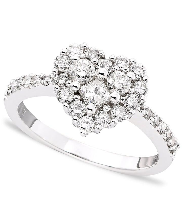 Affordable Engagement Rings 2021 Popsugar Fashion