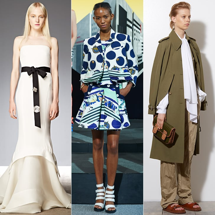 Resort 2015 Fashion Collections