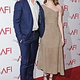 Emma Stone and Andrew Garfield at AFI Awards 2017 Pictures