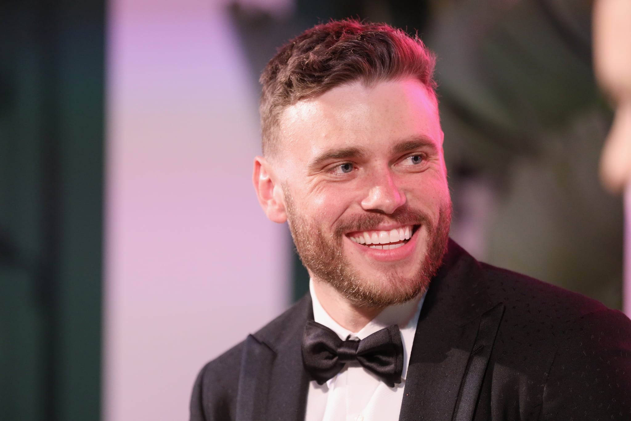 LOS ANGELES, CA - FEBRUARY 24:  Gus Kenworthy attends IMDb LIVE At The Elton John AIDS Foundation Academy Awards® Viewing Party on February 24, 2019 in Los Angeles, California.  (Photo by Rich Polk/Getty Images for IMDb)