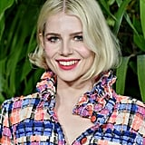 Lucy Boynton at the 2020 Chanel and Charles Finch Pre-Oscar Awards Dinner