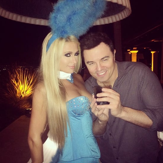 Paris Hilton's 2014 Halloween Costumes | Pictures
