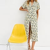 UO Mila Midi Shirt Dress