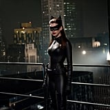 Anne Hathaway in The Dark Knight Rises.